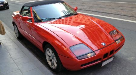 Voiture de collection « BMW Z1 »