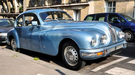 Voiture de collection « Bristol 403 »