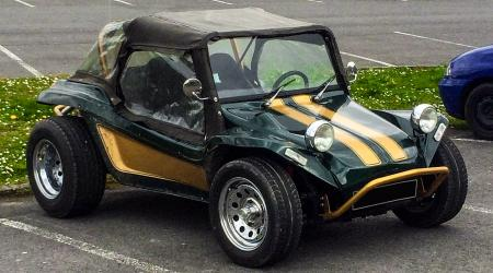 Voiture de collection « Buggy Meyers Manx »