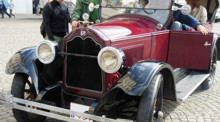 Voiture de collection « Buick 1924 »