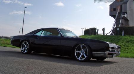 Voiture de collection « Buick Riviera 1967 »
