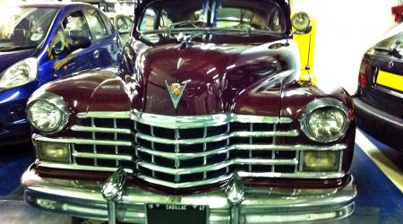 Voiture de collection « Cadillac Series 62 1947 »
