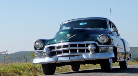 Voiture de collection « Cadillac Deville 1953 »