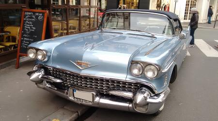 Voiture de collection « Cadillac Eldorado »