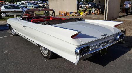Voiture de collection « Cadillac Eldorado »