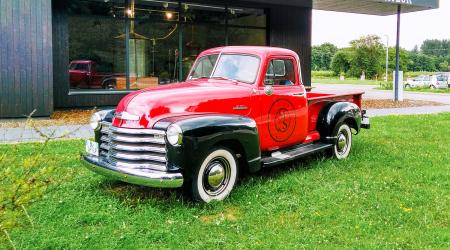 Voiture de collection « Chevrolet 3100 »