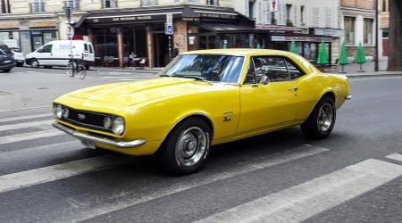 Voiture de collection « Chevrolet Camaro SS »