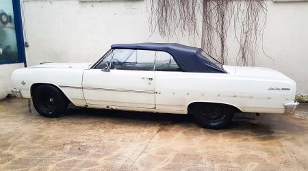 Chevrolet Chevelle Malibu 1970