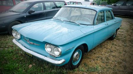 Chevrolet Corvair Berline
