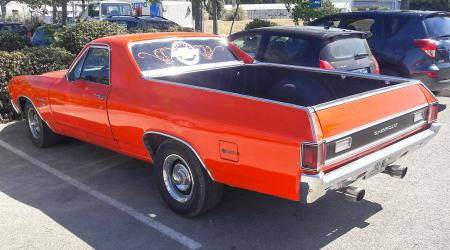 Voiture de collection « Chevrolet El Camino »
