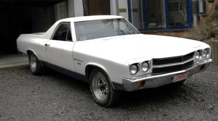 Voiture de collection « Chevrolet El Camino 1970 »