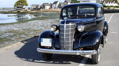 Voiture de collection « Chevrolet Master »