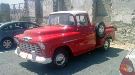 Voiture de collection « Chevrolet Pick up »