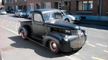 Voiture de collection « Chevrolet Pick-up 1946 »