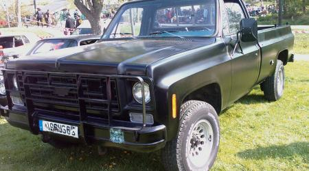 Voiture de collection « Chevrolet Pick-up »