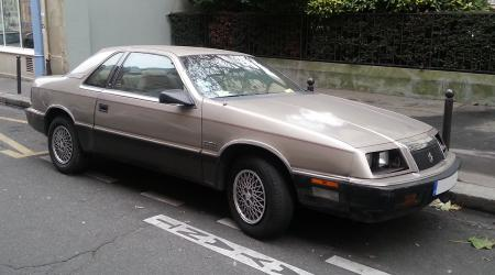 Chrysler LeBaron coupé
