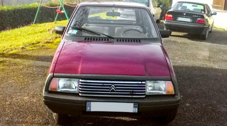 Voiture de collection « Citroën Visa 11 RE 1985 »
