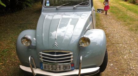 Citroën 2CV AZAM 1966