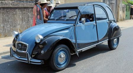 Citroën 2CV Charleston