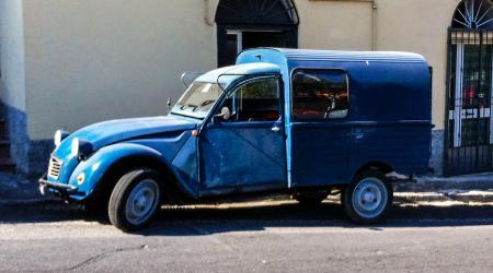 Citroën 2CV Fourgonnette