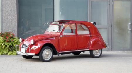 Voiture de collection « Citroën 2CV Toronto ! »