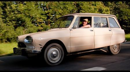Citroën Ami 8 Break Beige