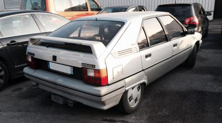 Voiture de collection « Citroën BX 19 GTI »