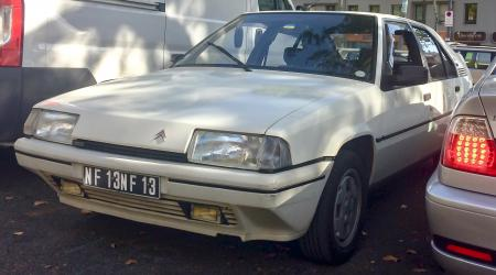 Voiture de collection « Citroën BX GTI »