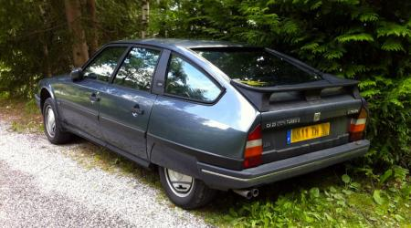 Voiture de collection « Citroën CX 25 GTI Turbo 2 »
