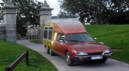 Citroën CX Tissier 6 roues ambulance type apogée 1 de 1981