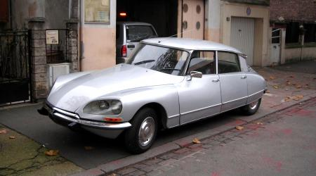 Voiture de collection « Citroën DS 21 1970 »