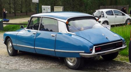 Voiture de collection « Citroën DS Super »