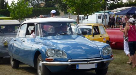 Voiture de collection « Citroën DS Spéciale 1970 »