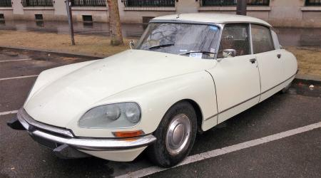Citroën DS Super