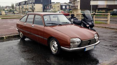 Voiture de collection « Citroën GS »