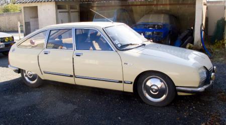 Voiture de collection « Citroën GS Pallas »