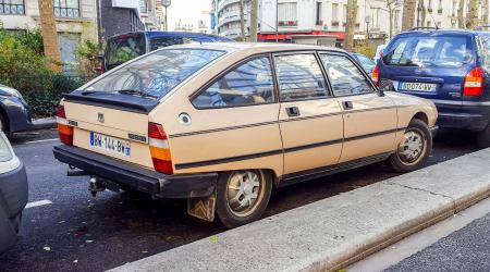 Voiture de collection « Citroën GSA X3 »