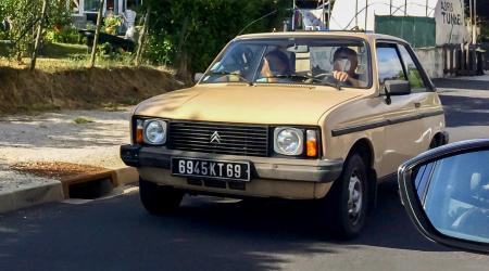 Voiture de collection « Citroën LNA »
