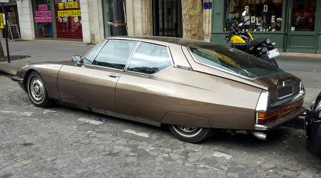 Voiture de collection « Citroën SM »
