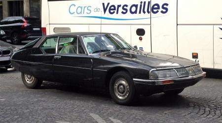 Citroën SM noire