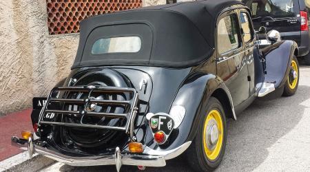 Voiture de collection « Citroën Traction 11B Découvrable »