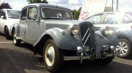 Citroën Traction grise
