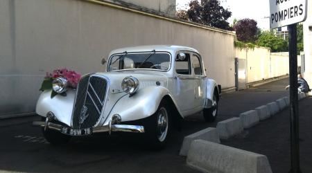 Voiture de collection «  »