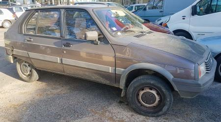 Voiture de collection « Citroën Visa »