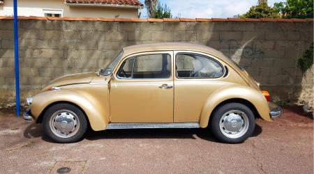Voiture de collection « Volkswagen Coccinelle 1303 »