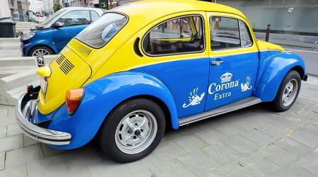 Voiture de collection « Volkswagen Coccinelle Corona Extra »