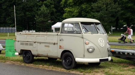 Voiture de collection « Combi Volkswagen Pickup »