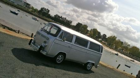 Voiture de collection « Combi Volkswagen Bay Window »