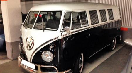 Voiture de collection « VW Combi Split »