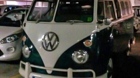 Voiture de collection « Combi Volkswagen T1 »